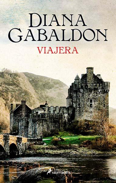 Libro Viajera Saga Outlander